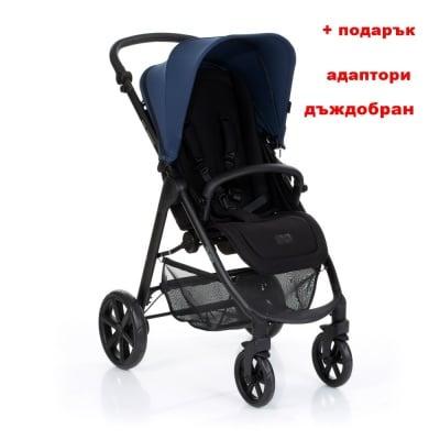 ABC Design-бебешка количка Okini Azur