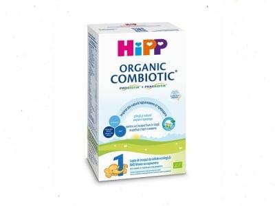 Hipp1 Combiotic адаптирано мляко 0-6м 300гр