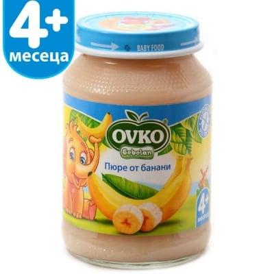 Ovko-Банани 4м+ 190гр