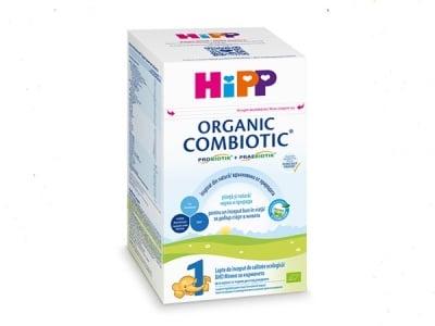 Hipp1 Combiotic адаптирано мляко 0-6м 800гр