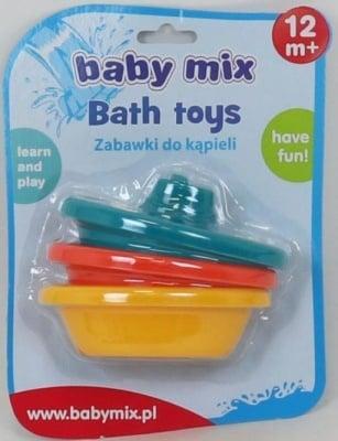 Baby Mix-играчки за баня Лодки