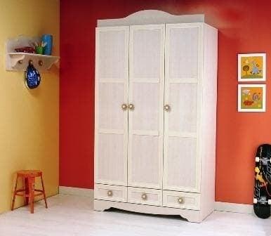 Детски гардероб с три крила 931 Belis