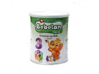 Bebelan Lacta3- адаптирано мляко 12м+ 400гр