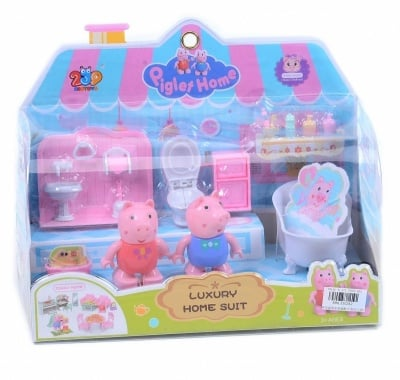 Детска играчка Peppa Pig баня