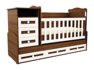 Babyhope-Трансформиращо легло-люлка 930 - 70/180