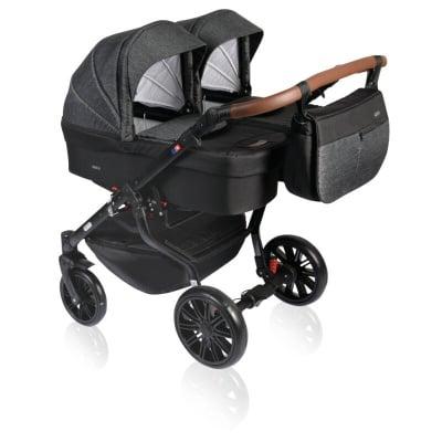 Dorjan-количка за близнаци 2в1 Twin Quick: TQ15