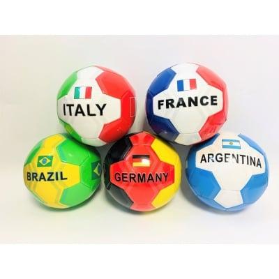 Футболна топка Държави