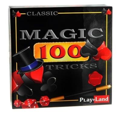 Play Land-Магически трикове - 100