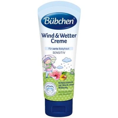 Bubchen-Защитен крем при лошо време и вятър  75ml