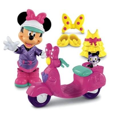 Детска играчка колата на Мини 2г+
