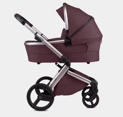 Anex-бебешка количка 2в1 L/type Purple:LT04