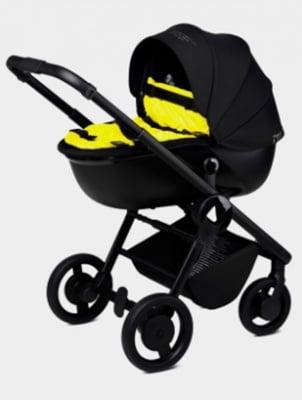 Anex-бебешка количка 2в1 Quant Flame:QN03