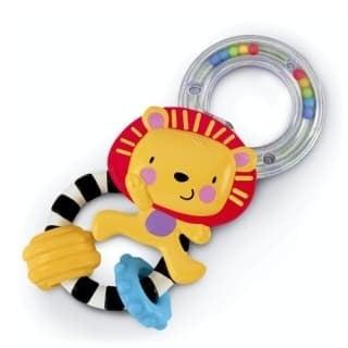 Бебешка дрънкалка лъвче 3-18м Fisher Price