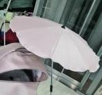 Чадър еко кожа за количка Adbor