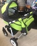 Adbor-Бебешка количка 2в1 Zipp цвят:29