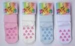 Бебешки чорашки със стъпка 0-6 месеца