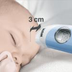 NUK-термометър Flash