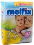 Molfix2 3-6кг 80бр