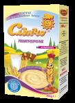 Слънчо- Млечна пшенична каша 4м+ 200гр