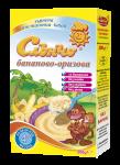 Слънчо- Бананова-оризова каша 4м+ 200гр