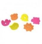 BabyOno-Пъзел-играчки  за баня 6бр 534
