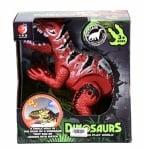 Arm toys-ходещ динозавър с пушек 34см