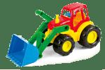 Детска играчка булдозер 3г+ 10027
