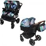 Dorjan-количка за близнаци 2в1 Quick Twin: TQ13